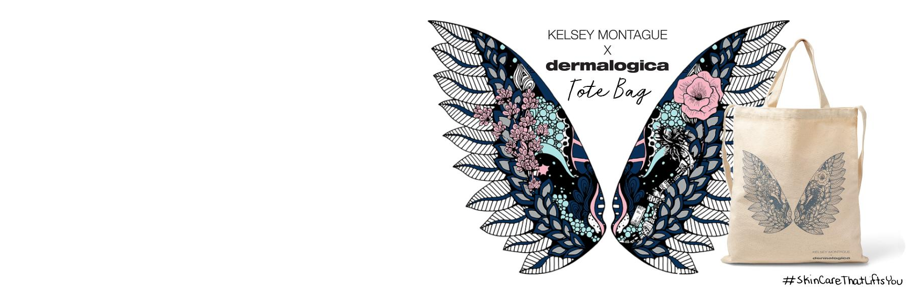 Kelsey Montague x Dermalogica - NL
