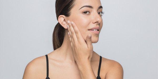 last van een droge of gedehydrateerde huid?