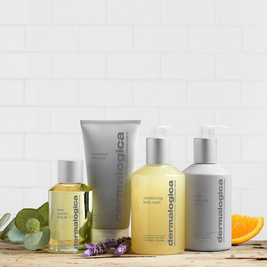 Nieuw! The Body Collection
