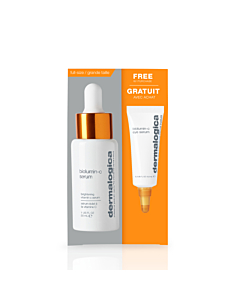 brighter together: gratis Biolumin-c Eye Serum cadeau t.w.v. €30,40 (6ml)