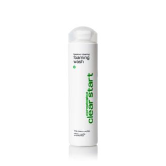 Breakout Clearing Foaming Wash: cleanser met Sailcylzuur voor de jongere onzuivere huid