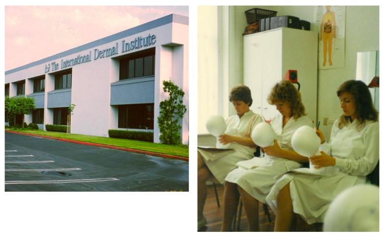 1983: foundation of dermalogica