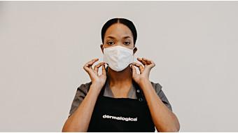 Maskne: voorkom acne en huidirritatie door een mondkapje
