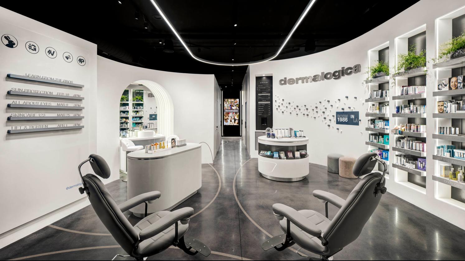 dermalogica flagship store